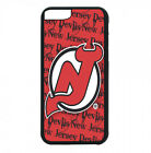 New Jersey Devils Phone Case For iPhone X XS Max 8 8+ 7 6 Plus 5 4 Black Cover $13.95 USD on eBay