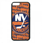 New York Islanders Phone Case For iPhone X XS Max 8 8+ 7 6 PLUS 5 4 Black Cover $13.95 USD on eBay