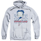 Betty Boop Zombie Pinup Pullover Hoodies for Men or Kids $26.39 USD
