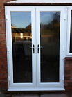 White uPVC French Doors - White - BRAND NEW - IN STOCK | NATIONWIDE DELIVERY