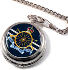 Army Cyclist Corps Full Hunter Pocket Watch (Optional Engraving)