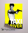 TAXI DRIVER MOVIE GIANT WALL ART POSTER A0 A1 A2 A3