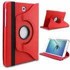 360° Degree Stand Case Samsung Galaxy Tab 3 4 S A  E 7.0 8.4 9.7 10.1 10.5 inch