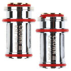 4x Uwell Crown 3 Coil Head Replacement Crown III Tank Coils 0.25 / 0.5ohm