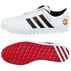 Adidas Adicross V Spikeless Manchester United Mens Golf Shoes