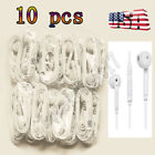 10 X Earphone For Samsung Galaxy S5 S6 S7 Edge Note 4 5 Headset Earbud