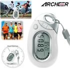 ARCHEER Digital Pedometer Step Walking Distance Calorie Counter Fitness Tracker