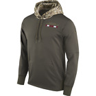 NFL 2017 SALUTE TO SERVICE HOODIE MILITARY SWEATSHIRT USA on BACK