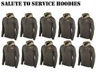 [Choose Team] NFL 2017 SALUTE TO SERVICE HOODIE MILITARY HOODED SWEATSHIRT