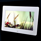 Digital Photo Frame 10 inch Electronic Picture Music MP3 Video MP4 LED Screen