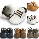 Winter Newborn Baby Boys Girls Toddler Soft Sole Leather Fur Crib Shoes Sneakers