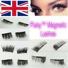 Magnetic Eyelashes 3D Reusable False Eye Lashes Natural Magnet Extension 2 Pairs