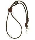 Mendota Products Whistle Lanyard Double with Compass