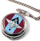 Parachute Regiment Pathfinder Full Hunter Pocket Watch (Optional Engraving)