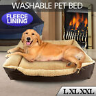 Pet Supplies - Dog Cat Bed Kennel Puppy Cushion Mat Soft Warm Washable Pet House L/XL/XL
