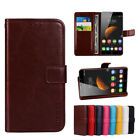 Magnetic PU Leather Slot Wallet Stand Flip Cover Case For Oukitel Phone