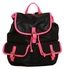 """Fashion Outdoors """"Ginette Bella"""" Neon Rucksack/Backpack"""