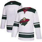 Minnesota Wild Jersey Away Adidas Authentic