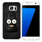 Ultra Slim Rubber TPU Soft Back Patterned Gel Case Cover For Samsung S8 Plus  S7