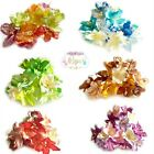 Beautiful Mulberry Paper Lilies Wire Stem 30mm Card Making Craft Lily Flowers
