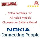 Original Nokia Batteries For Nokia phone Choose your Battery Model With Warranty