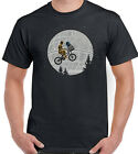 Star Wars Parody R2-D2 C-3PO Mens Funny T-Shirt Yoda Darth Vader Bike Cycling $12.72 AUD
