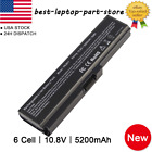 Lot 6Cell Battery PA3817U-1BRS PA3634U-1BAS C655 for Toshiba Satellite L655 L755