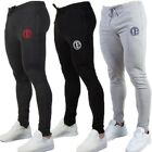 Fitness Mens Gym Casual Soft Elastic Cotton Skinny Sweatpants Pencil Trousers