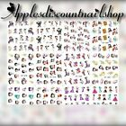 Betty Boop Water Nail Decals. 11Designs of Betty Boop Water Nail Tattoo Decals $1.38 USD on eBay
