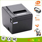 250mm/s Direct Thermal Printer 80MM Recipt POS Printer with USB/Serial/Ethernet