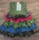 New With Tags Baby Girl Dress PERSNICKETY size 2 3 Boutique  Matilda Jane
