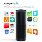 Amazon Echo w/ Alexa Voice Control Personal Assistant & Bluetooth Speaker