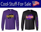Baltimore Ravens Football Long Sleeve Shirt $27.19 USD on eBay