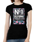 Womens No. 1 Cali Paradise Found Short-Sleeve T-Shirt