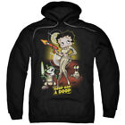 Betty Boop Star Princess Pullover Hoodies for Men or Kids $37.3 USD