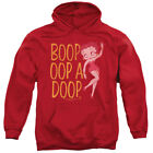 Betty Boop Classic Oop Pullover Hoodies for Men or Kids $37.3 USD