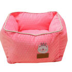 Removable Pet Dog Cat Bed Puppy Cushion House Pet Soft Warm Kennel Box Dog Mat