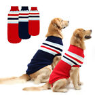 Soft Hand knitted Dog Jumpers Small Large Pet Puppy Clothing POLO Neck Sweaters