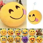 6 Inch Lovely Emoji Smiley Emoticon Pillows Soft Stuffed Plush Cute Cartoon Toy