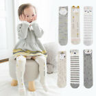 Unisex Baby Socks Toddler Girl Knit Knee-High Cartoon Animal Warm Long Stockings