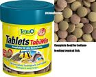 Tetra tablet TabiMin Suckermouth catfish, Benthic fish, small bottom fish food