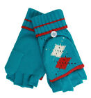 Womens Argyle Design Glommits