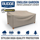 Patio Loveseat Cover, Waterproof Outdoor Garden Furniture Dust Uv Protection
