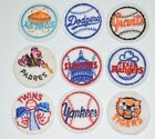 1970s Vintage Baseball MLB Team Sew-on Clothing Patches for Jerseys Hats Jacket on Ebay