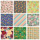 Apparel Fabric Various Colors and Styles New! Free Shipping!