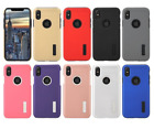 armor brand - iPhone X 10 Brand New Slim Armor Anti Crack Shockproof Hybrid Case Cover