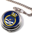 HMS Dreadnought Full Hunter Pocket Watch