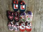Soft Real Leather Suede BABY Girls Boys Indoor / Pram SHOES 6-12,12-18 MONTHS