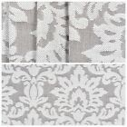 Designer Curtain Fabric Brocade Floral Design Upholstery Cushion Material metre