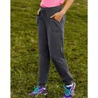 Champion Women's Jersey Athletic Workout Pants with Pockets